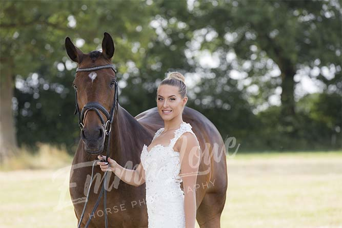 Bridal – Sophie and Charm – Emma Lowe Horse Photography