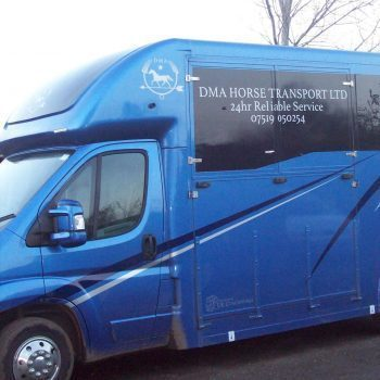 DMA Horse Transport