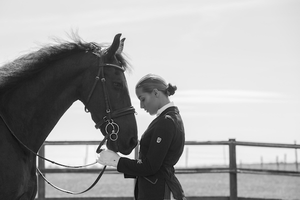 Sophie and Duke – Dressage – Emma Lowe Horse Photography